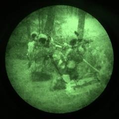 группа отлично подготовленных стрелков в принципе сможет обнаружить цели, располагая всем необходимыми «чпоксами»