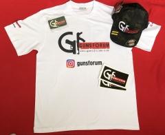 Футболка, патч, наклейки и бейсболка Gunsforum