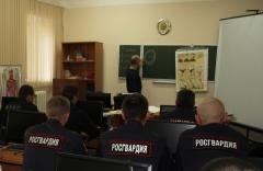 """Учебный класс """"Школа медицины катастроф"""" Курск."""