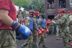 Краповый Берет 2019 спарринги по рукопашному бою