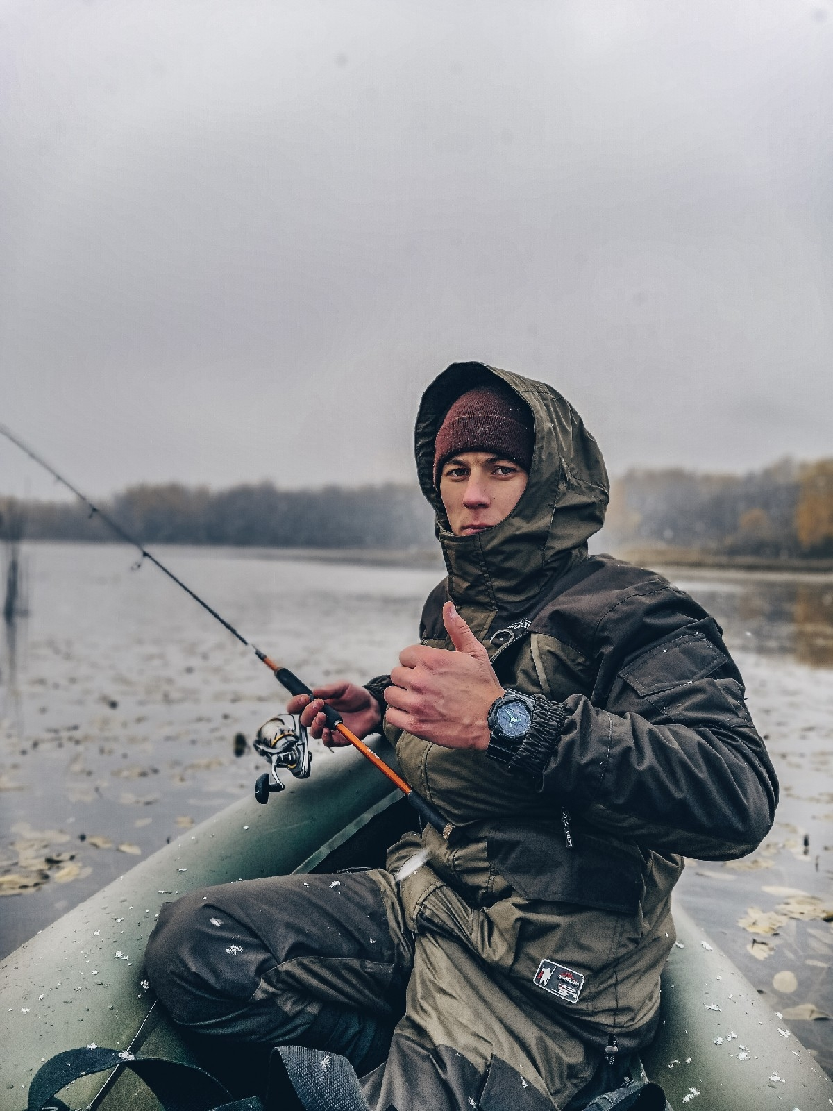 Одежда Весна-Осень для охотника и рыболова!