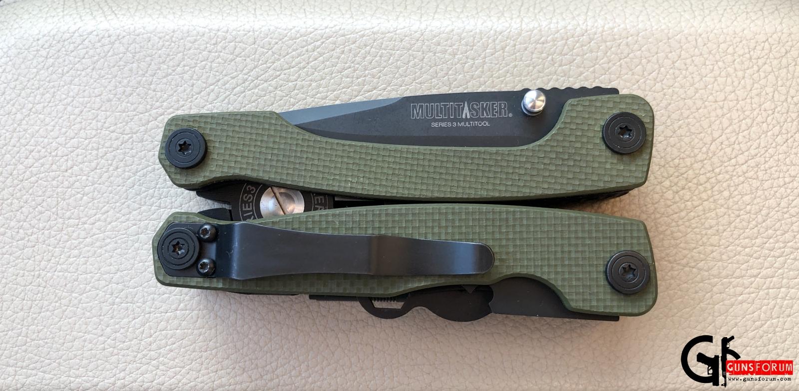 Мультитул для AR - Multitasker Series 3 AR-15 M4 Tool