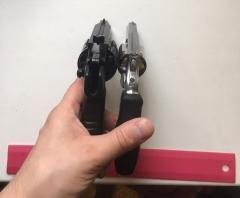 Травматическое оружие - сравнение габаритов (02)