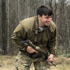 АКМ Cerakote multicam by @tacticalcolors