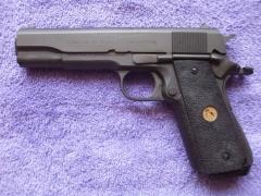Фосфатирование пистолета