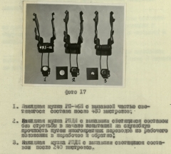 Испытания АКН, АКМН, РПДН и РП-46 в 1961-62 гг..