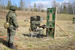 просто стрельба должна быть тесно завязана на сжатый срок обучения и тактику действий специфику подразделения