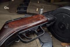 Пистолет-пулемет Шпагина ППШ-41 (СХП)