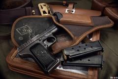 Пистолет Токарева ТТ-33 (СХП)
