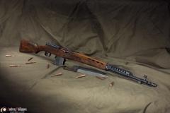 Самозарядная винтовка Токарева СВТ (СХП)