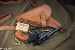 Револьвер системы Наган (СХП)