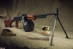 Ручной пулемет Дегтярева РПД (СХП)