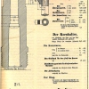 """IKB1915 """"Der Lauf"""" Blatt 2"""