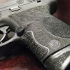 stippled s&w