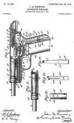 Первые экспериментальные образцы пистолета Прилуцкого С.А.
