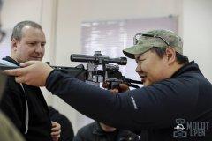 Совместная тренировка ЦНИИТОЧМАШ и Molot Open