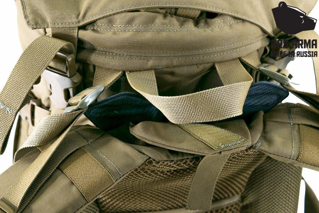 Обзор рюкзака от Ars Arma LLC - аналог SATL Assault Ruck