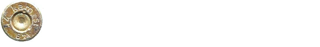 28 Маркировка на гильзах патронов 7,92х57мм Польша
